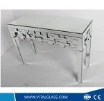 Piano-Shaped Decorative Spell Mirror