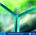 Clear/Blue/Grey Tempered glass