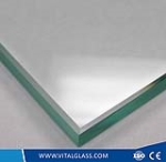 Clear Tempered/Toughened Glass