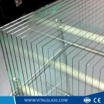Clear Sheet Glass for Decoration