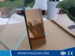 Clear/BronzeTempered Glass
