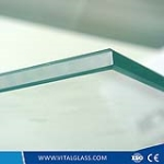 Clear Toughened Glass With CSI for Australia