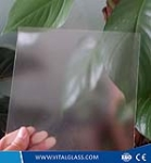 Anti-reflective glass