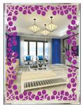 2017 decorative ice mirror 011 uses in bathroom mirror