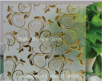 gold coated titanium glass 1830*2440 mm and 1650*2200 mm