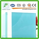 12.38mm Safety Clear and Colored Tempered Laminated Glass