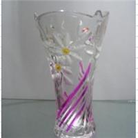 Spray Glass Vase