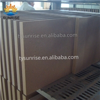 Hard Magnesium Silicate Insulation Board Used for Electrolytic Aluminum Industry