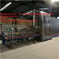 Low E Washing Glass Machine,Flat Glass Washing Machine Max Glass Size 2800x4000mm
