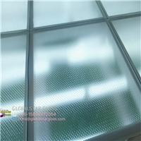 30mm Anti Slip Tempered Floor Glass