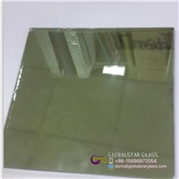 3-8mm F-green reflective glass for door and window