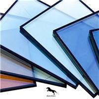 Insulated 5+6/9/12+5 Green,Blue,Clear, Bronze glass,IGU,Hollow glass