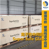 Interlayer glass intermediate film SGP Film