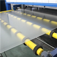 Production line of Solar glass