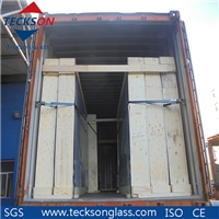 High Quality Clear 4.38mm-12.76mm Laminated Glass