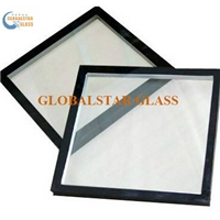 clear low e glass Insulated glass
