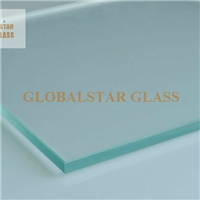 Tempered glass barrier