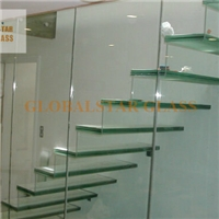 Tempered glass safety glass