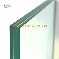 Laminated glass with SGP