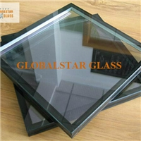 Insulated glass with tempered glass