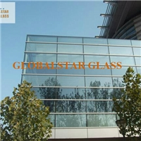 Insulated glass for curtain wall