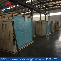 6.38mm clear or colored PVB laminated glass with AS/NZS2208 Certificate