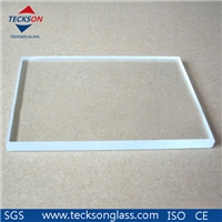 8mm Low- Iron Float Glass with CE&ISO9001
