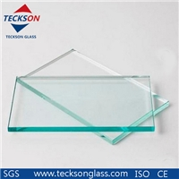 6mm Clear Windows Float Glass with CE & ISO9001