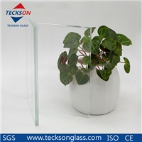 6mm Ultra Clear Float Glass with CE&ISO9001