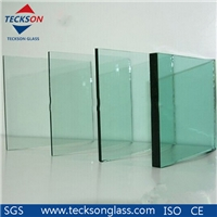 2-19mm Clear Float Glass for Windows Glass with CE & ISO9001