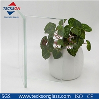 8mm Ultra Clear Float Glass with CE&ISO9001