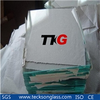 1.7mm Clear Sheet Glass with High Quality