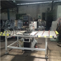 Automatic glass dilling machine, glass driller