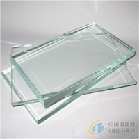 Homogeneous tempered glass