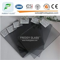 3mm-12mm Euro Grey Float Glass High Quality