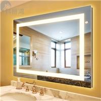 UL ETL CE Certificated Wall Mounted Hotel Bathroom LED Mirror