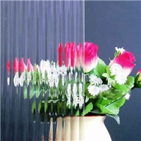 3-12mm Clear Moru Lacquered Float Glass Patterned Decorative Door Window High Quality