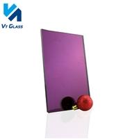 Aluminum Mirror For Bathroom Mirror/ Decorative wall Mirror