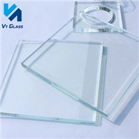 Ultra White Laminated Glass Building Glass Tempered Glass