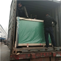 5mm Double Green Coated Aluminium Mirror for Africa Country