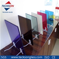 High Quality  4.38-12.76mm Reflective Laminated Glass