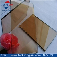 6mm Euro Bronze Reflective Windows Glass with AS/NZS2208: 1996