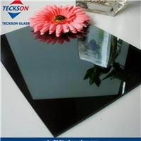4mm Dark Grey Reflective Glass for Building