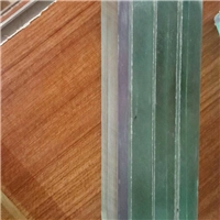 32mm bullet proof laminated glass