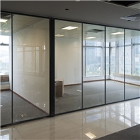 6.38mm clear laminated safety glass for partition