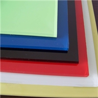 Back painted glass, lacquered glass,  color can be customized