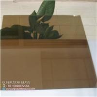 3-8mm Bronze reflective glass for door and window
