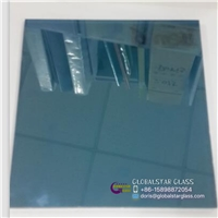 3-8mm Ford Blue reflective glass for door and window