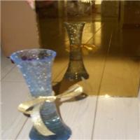 4-8mm Golden reflective glass for door and window