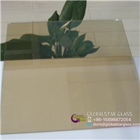 3-8mm Clear reflective glass for door and window